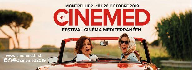 Affiche Cinemed Montpellier