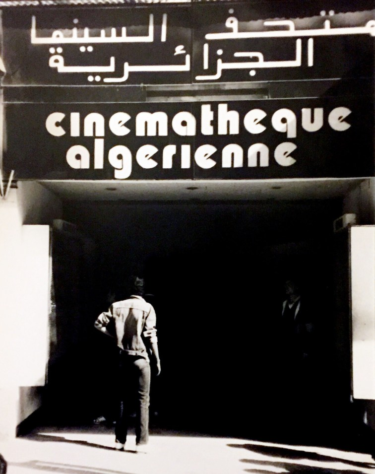 Cinematheque Algérie