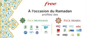 Free Packs Ramadan
