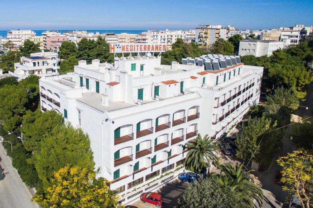 Mediterrano Hotel Vieste 4 stelle in Centro