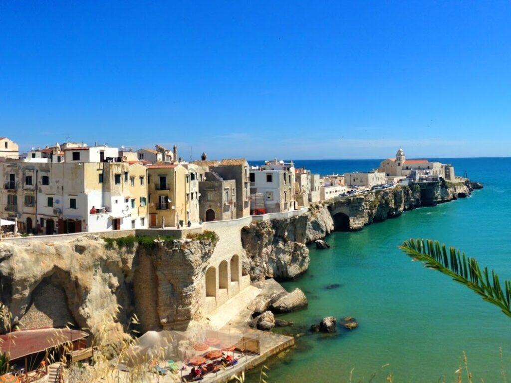 Vieste  Hotel Mediterraneo
