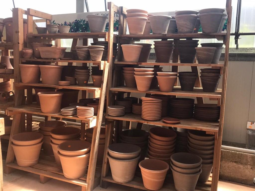 I vasi Deroma sono progettati per soddisfare tutte le esigenze.