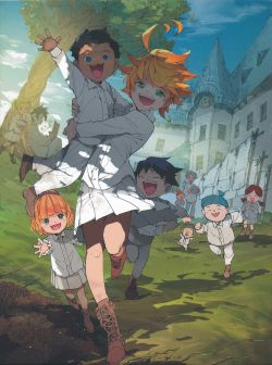 The Promised Neverland Season1 Original Soundtrack by
