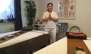 Medizinische Thaimassage