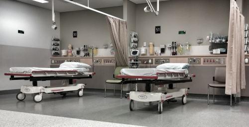 Krankenhausplan beachten