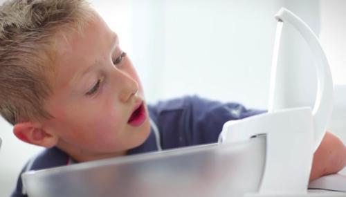 Werbefilm für Kinderzahnheilkunde