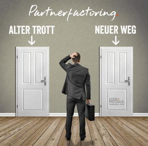 Partnerfactoring, gewerbliches Labor und Antikorruptionsgesetz