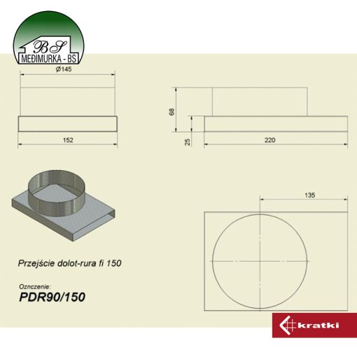 PDR90/100/125/150