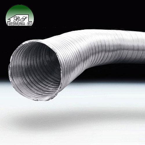 Ventilacijska cijev za napu aluflex DOSPEL