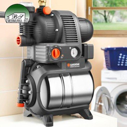 Kućna pumpa za vodu Premium 5000/5eco inox