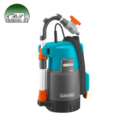 Pumpa spremnika za kišnicu 4000-2 Comfort