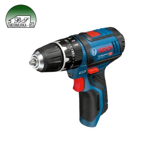Akumulatorska udarna bušilica-izvijač Bosch GSB 12V-15 Professional
