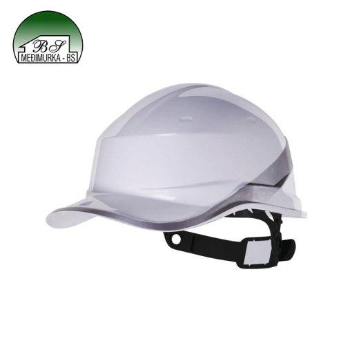 DeltaPlus BASEBALL DIAMOND V bijela zaštitna kaciga