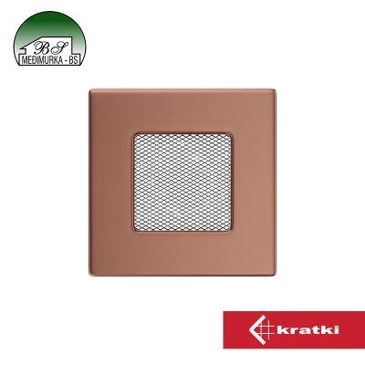 Ventilacijske rešetke / mesing - galvanizirane