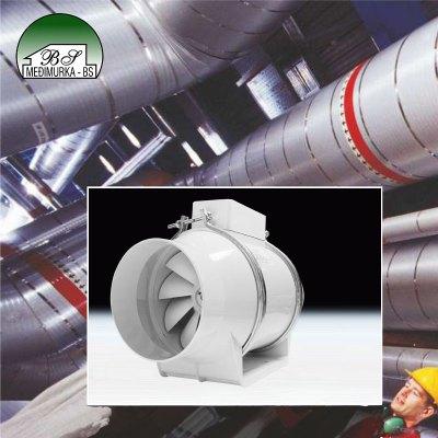 Kanalski ventilatori