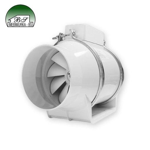 TURBO - aksijalni ventilatori
