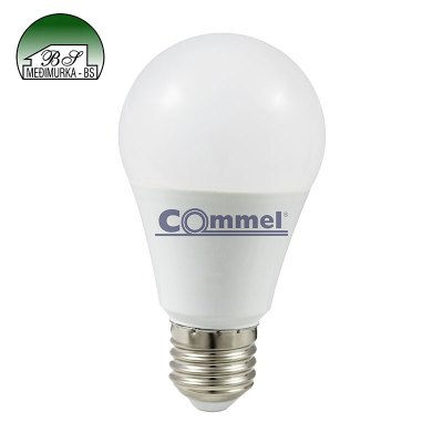 LED žarulja A60 - E27 Commel