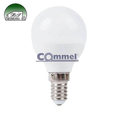 LED žarulja G45 - E14 Commel