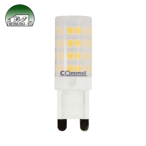 LED žarulja G9 Commel