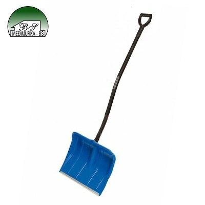 Lopata za snijeg plava PVC 55 cm