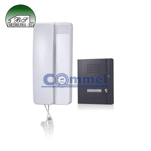 Audio portafon Commel