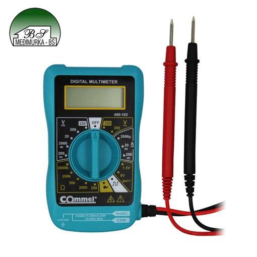 Digitalni multimetar (450-103)