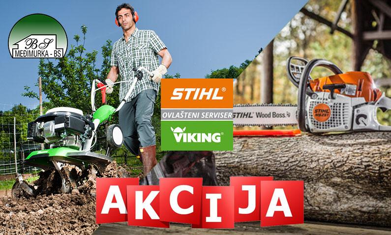 STIHL i Viking prodajna akcija 2018.