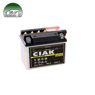 Starter Moto 12V- 4Ah +D / YB4L-B