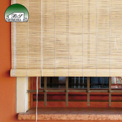 Bambus rolete Azija