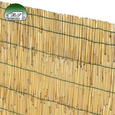 Vrtna ograda od bambusove trske-zaShop