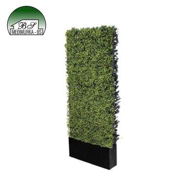 Pregrade od umjetne ograde - zeleni čaj