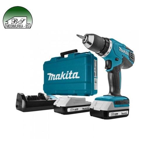 Akumulatorska bušilica-odvijač DF457DWE Makita