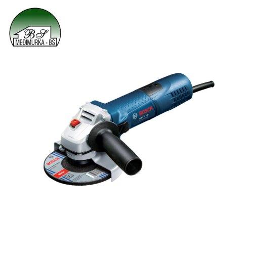 Kutna brusilica GWS 7-125 Professional BOSCH