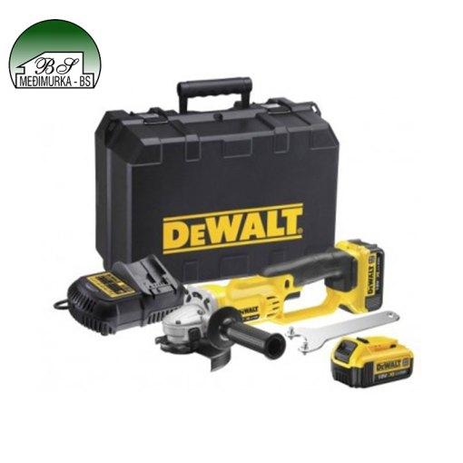 Akumulatorska kutna brusilica DCG412M2 DeWALT