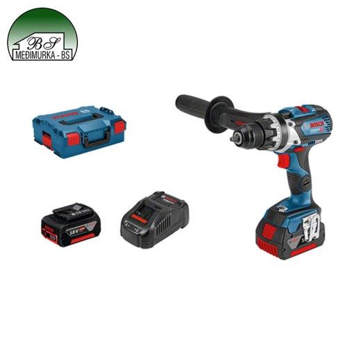 Akumulatorska bušilica-izvijač GSR 18V-85 C Professional BOSCH