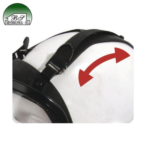 DeltaPlus M9300 - STRAP GALAXY zaštitna maska