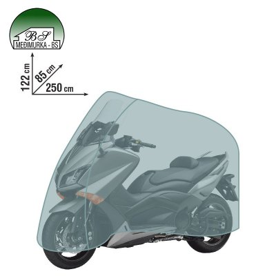 Pokrivna cerada za motore i skutere