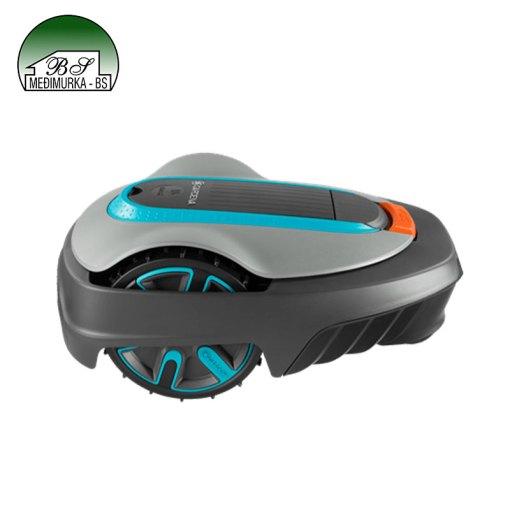 Robotska kosilica Smart SILENO city 250