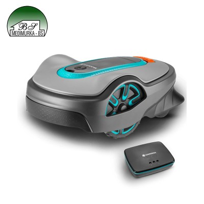 Robotska kosilica smart SILENO life 750
