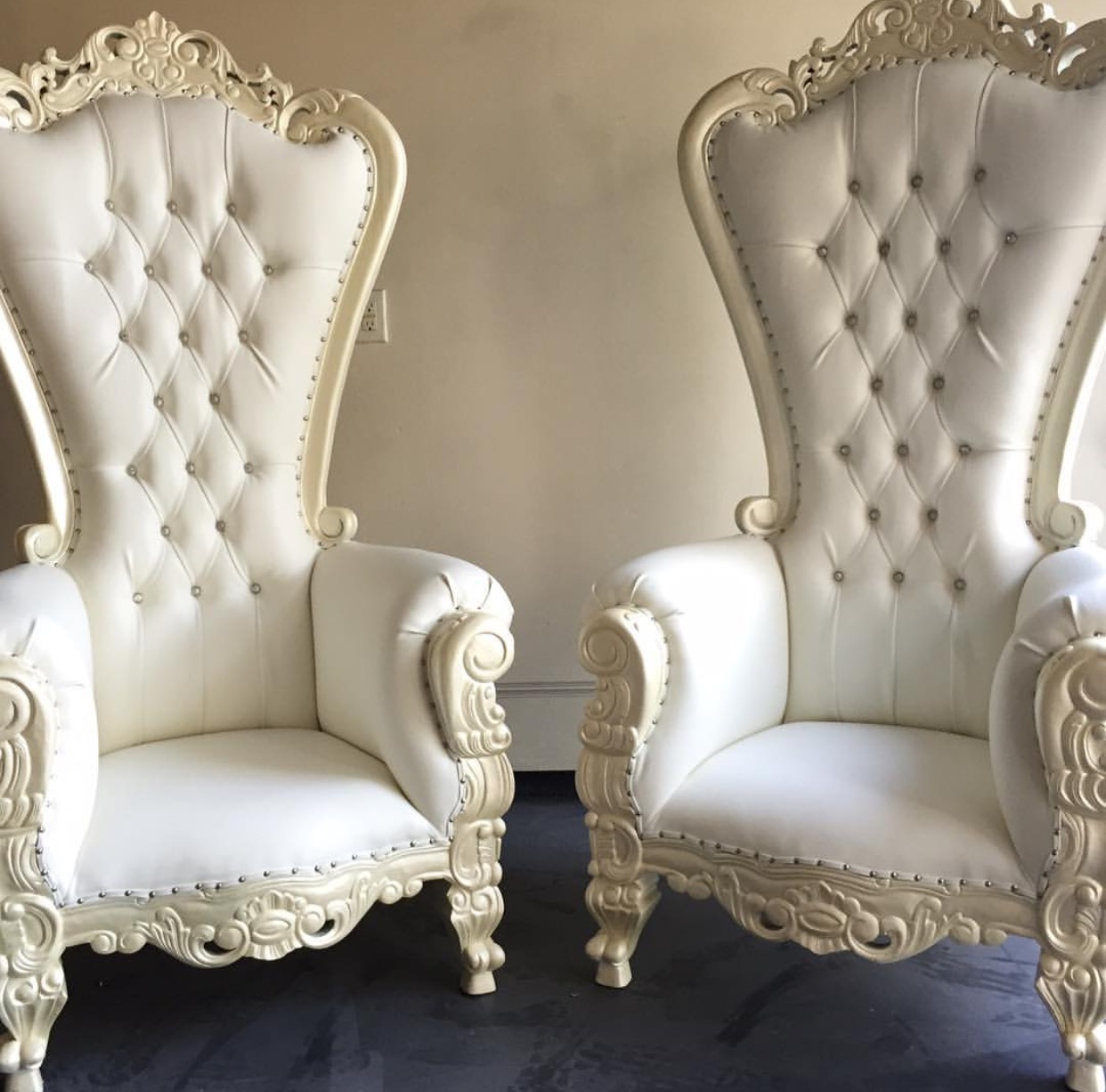 Wedding Chair Rentals Nj Ny Throne Chair Rentals New Jersey And New York 39s