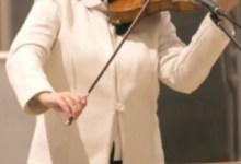 Photo of Melinda Dumitrescu – Gospina violinistica