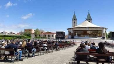 Photo of Hodočasnici pohodili svete mise u Međugorju, Križevac i Brdo ukazanja u Bijakovićima