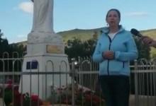 Photo of (VIDEO) Vidjelica Marija Pavlović Lunetti i danas sa Brda ukazanja poslala je poruku ohrabrenja…
