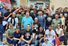Photo of Mi Hrvati. Novi klub navijača reprezentacije Hrvatske osnovan na godišnjicu Oluje