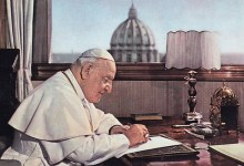 "Photo of Sv. Ivan XXIII. poznat kao ""Dobri Papa"""