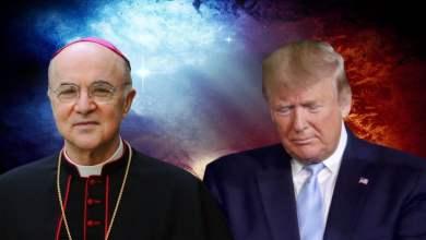 Photo of Nadbiskup Vigano Donaldu Trumpu: Postoji globalni plan protiv Boga i čovjeka