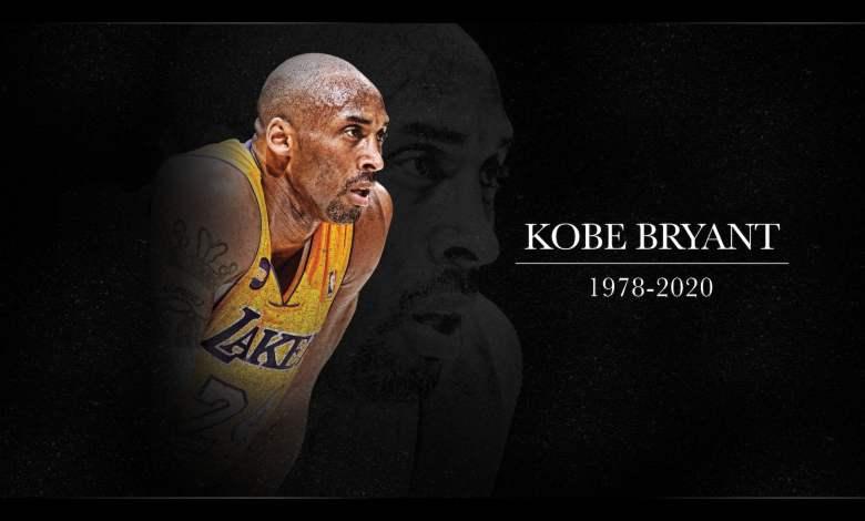 Photo of TUŽNA GODIŠNJICA          Prije godinu dana poginuo je Kobe Bryant