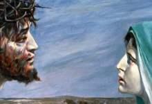 Photo of Isus se poslije uskrsnuća ukazao svojoj majci Mariji i rekao joj ove riječi