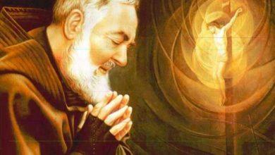 Photo of PADRE PIO Molitva za duhovnu pričest