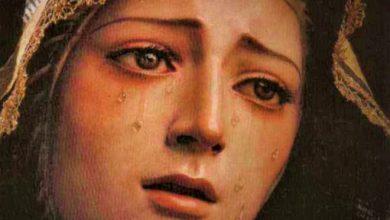 Photo of Krunica Gospi od Suza- Gospin dar ljudima  kao moćno sredstvo milosti